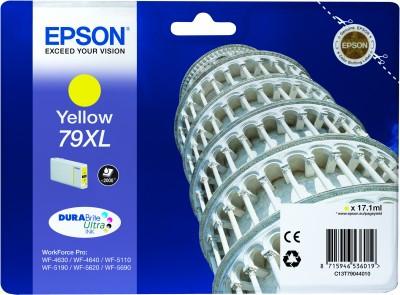 Epson 79 XL Cartridge Yellow C13T79044010 Main Image