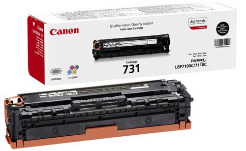 Canon 731BK Toner Zwart XL (6273B002) Main Image