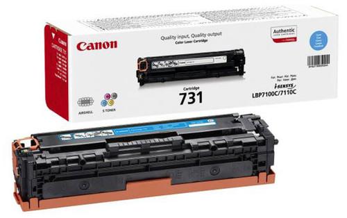 Canon 731C Toner Cyan (6271B002) Main Image