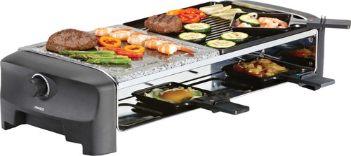 Princess Raclette 8 Stone & Grill Party 162820 Main Image