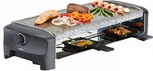 Princess Raclette 8 Stone Grill Party 162830 Main Image