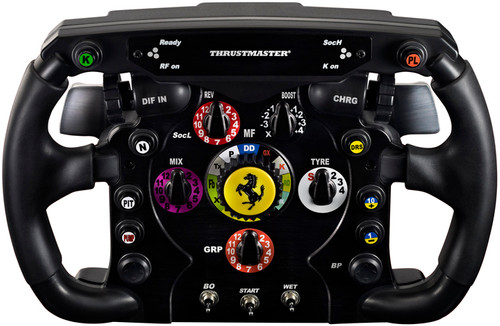 Thrustmaster Ferrari F1 Wheel Add-on Main Image