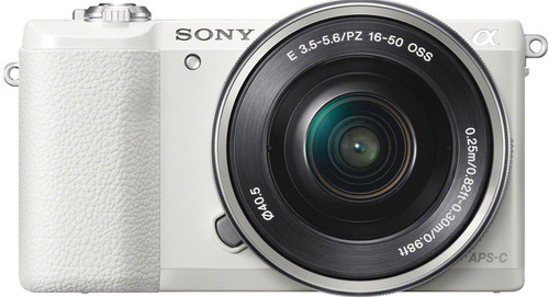 Sony Alpha A5100 Wit + 16-50mm OSS Main Image