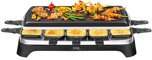 Tefal Gourmet 10 Inox & Design  RE4588 Main Image