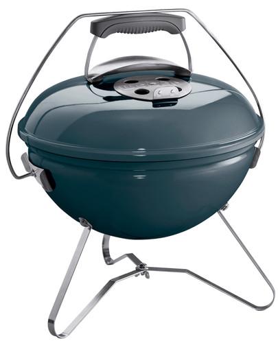 Weber Smokey Joe Premium Slate Blue Main Image