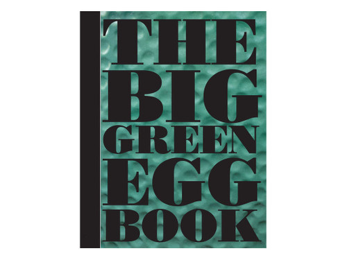The Big Green Egg Book Main Image