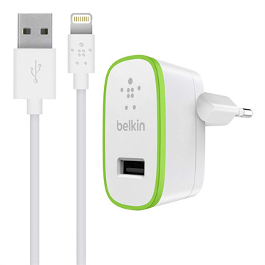 Belkin Charger Adapter 2.4A with Lightning cable Main Image