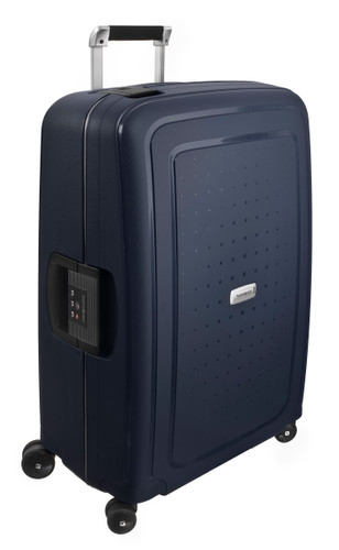 Samsonite S'Cure DLX Spinner 69cm Midnight Blue Main Image