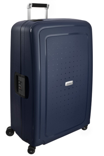 Samsonite S'Cure DLX Spinner 81cm Midnight Blue Main Image