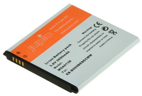 Jupio Samsung Galaxy S4 Battery 2600 mAh + NFC Main Image