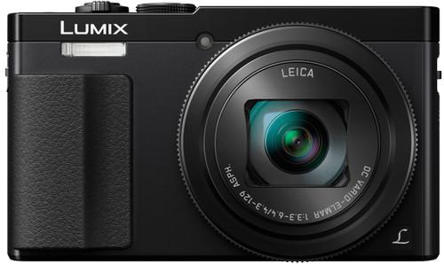 Panasonic Lumix DMC-TZ70 Black Main Image