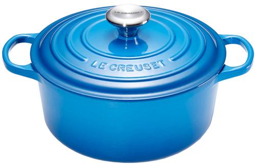 Le Creuset Round Dutch Oven 24cm Marseille Main Image