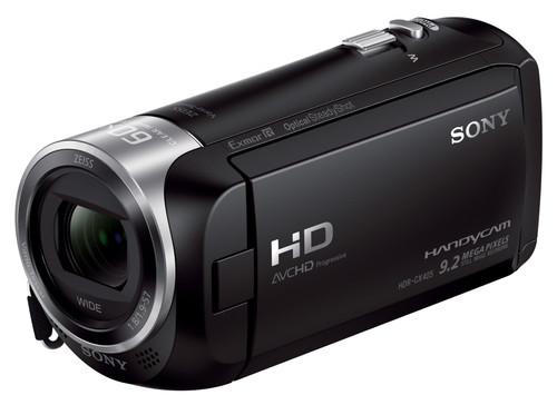 Sony HDR-CX405 Zwart Main Image