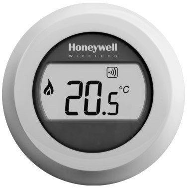 Honeywell Round Connected Wireless On/Off (Battery) Main Image