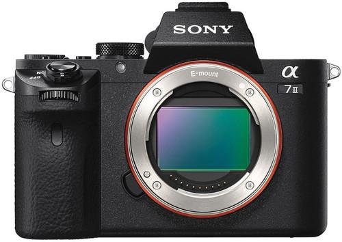 Sony Alpha A7II body Main Image