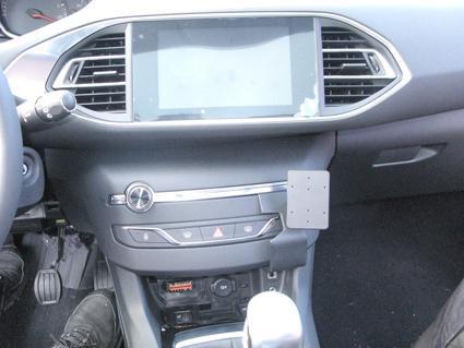 Brodit ProClip Peugeot 308 2014-2015 Right Angle Attachment Main Image