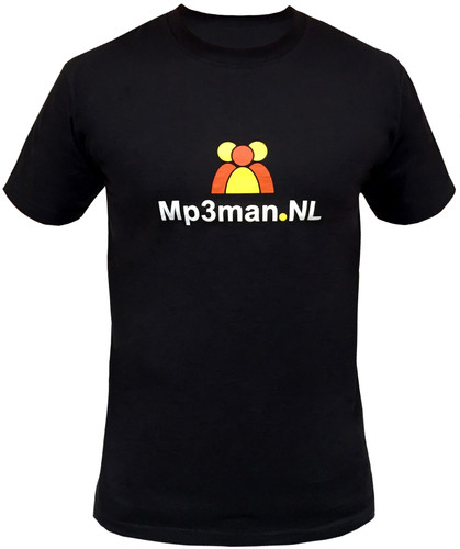 Coolblue T-shirt Mp3man.NL (M) Main Image
