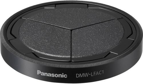 Panasonic DMW-LFAC1 lenskap zwart Main Image
