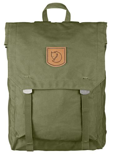 Fjällräven Foldsack No. 1 Green Main Image