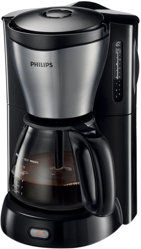 Philips Aroma Swirl HD7566/20 Zilver Main Image