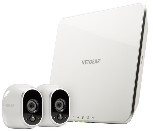 Arlo by Netgear Smart Home HD-camera Duo Pack Main Image