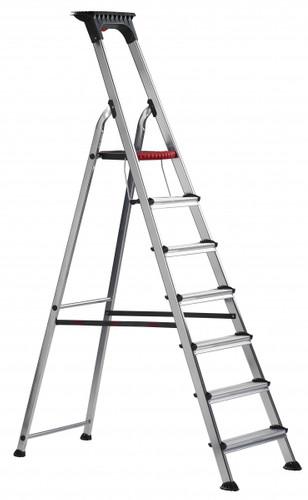 Altrex Double Decker Household Ladder 7 Steps Main Image