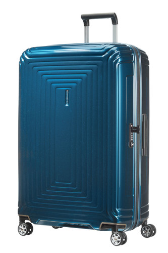 Samsonite Neopulse Spinner 75cm Metallic Blue Main Image
