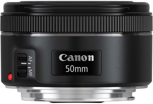 Canon EF 50mm f/1.8 STM Main Image
