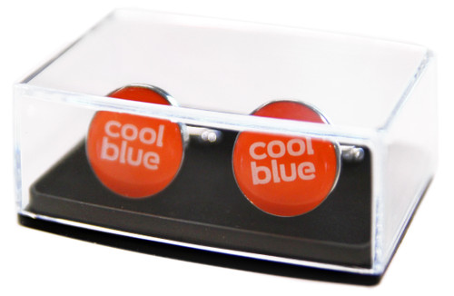 Coolblue Cufflinks Main Image