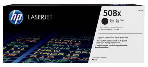 HP 508X Toner Black XL (CF360X) Main Image