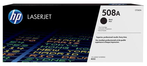 HP 508A Toner Black (CF360A) Main Image