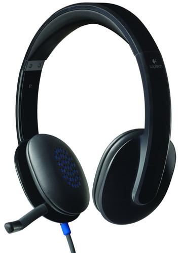 Logitech H540 USB Headset Main Image