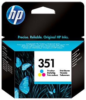 HP 351 Cartridge Color Main Image