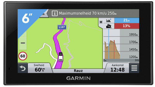 Garmin Camper 660 LMT-D Europe Main Image