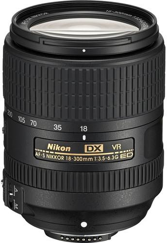 Nikon AF-S 18-300mm f/3.5-6.3G ED VR DX Main Image