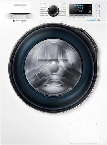 Samsung WW80J6400CW Eco Bubble Main Image