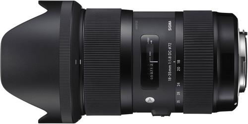 Sigma EF-S 18-35mm f/1.8 DC HSM Art Canon Main Image