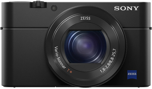 Sony CyberShot DSC-RX100 IV Main Image