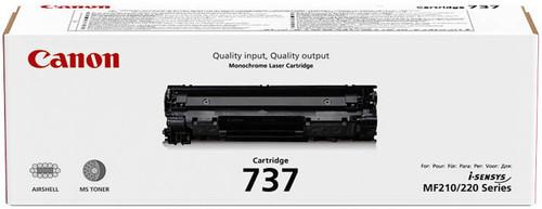 Canon CRG-737 Toner Black (9435B002) Main Image