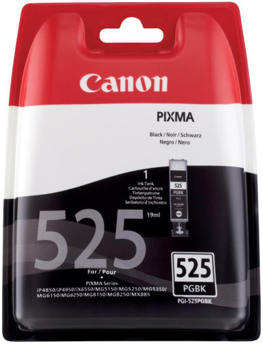 Canon PGI-525PGBK Cartridge Black (4529B001) Main Image