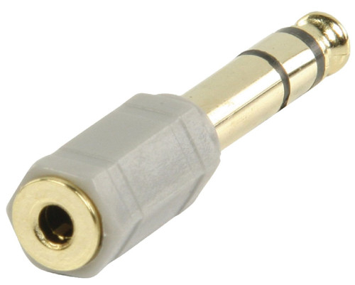 Bandridge Headphones Adapter 3.5mm to 6.3mm Main Image