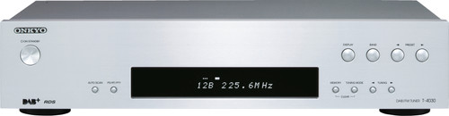 Onkyo T-4030 Zilver Main Image