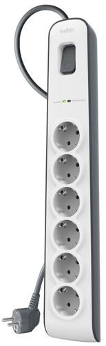 Belkin Surge Protector 6 outlet 2 meter Main Image