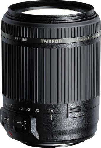 Tamron 18-200mm f/3.5-6.3 Di II Sony Main Image