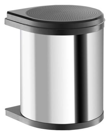 Hailo Mono 15 Liter RVS Main Image
