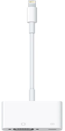Apple Lightning naar VGA Adapter Main Image