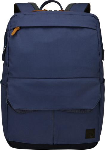 9476927855f Case Logic Lodo Laptop Rugzak 14'' Donkerblauw - Coolblue - Voor ...