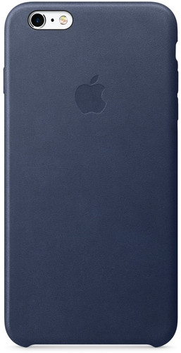 Apple iPhone 6s Plus Leather Case Cosmos Blue Main Image