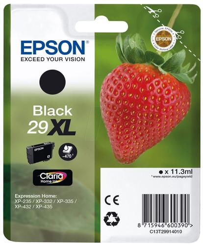 Epson 29 Cartridge Black XL (C13T29914010) Main Image