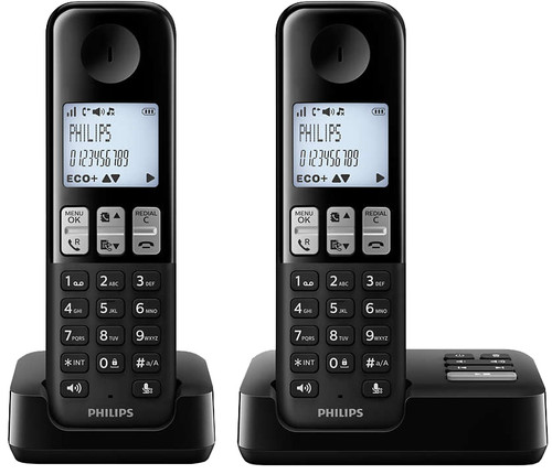 Philips D2352B/22 Main Image